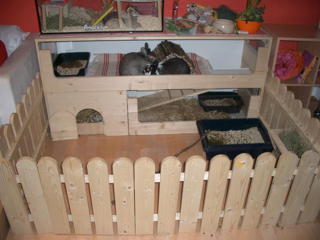 meerschweinchen kaninchenk fig und zubeh r. Black Bedroom Furniture Sets. Home Design Ideas