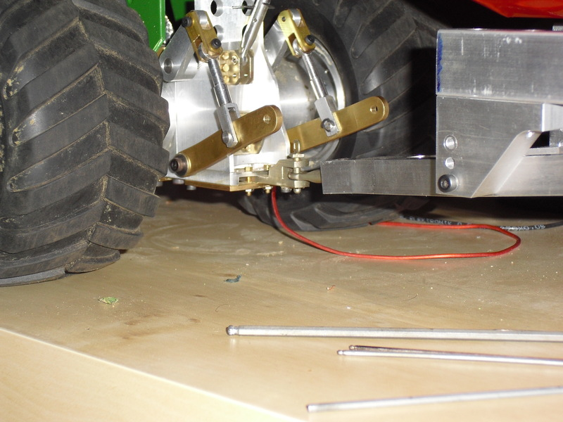 John Deere 9530 mit Krampe Anhänger - Seite 3 - Traktoren, Unimogs ...