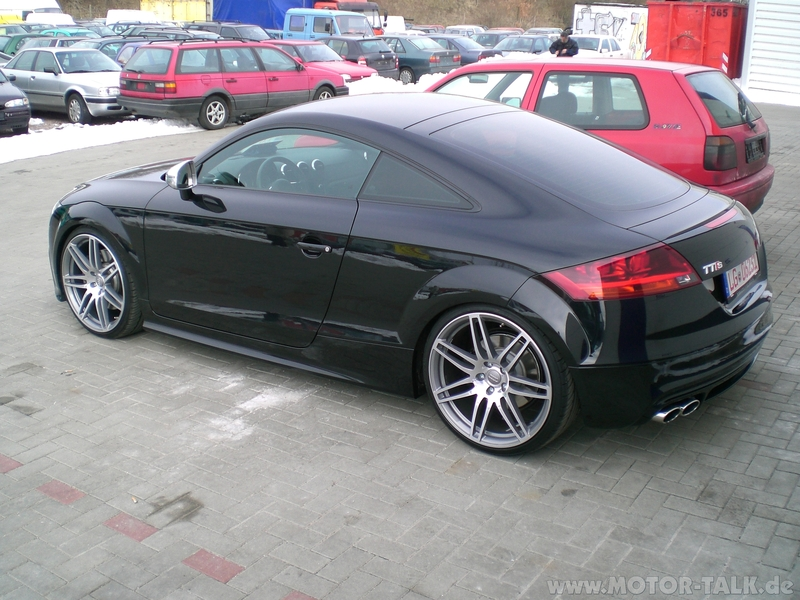 audi tt 8j coupe aus linz. Black Bedroom Furniture Sets. Home Design Ideas