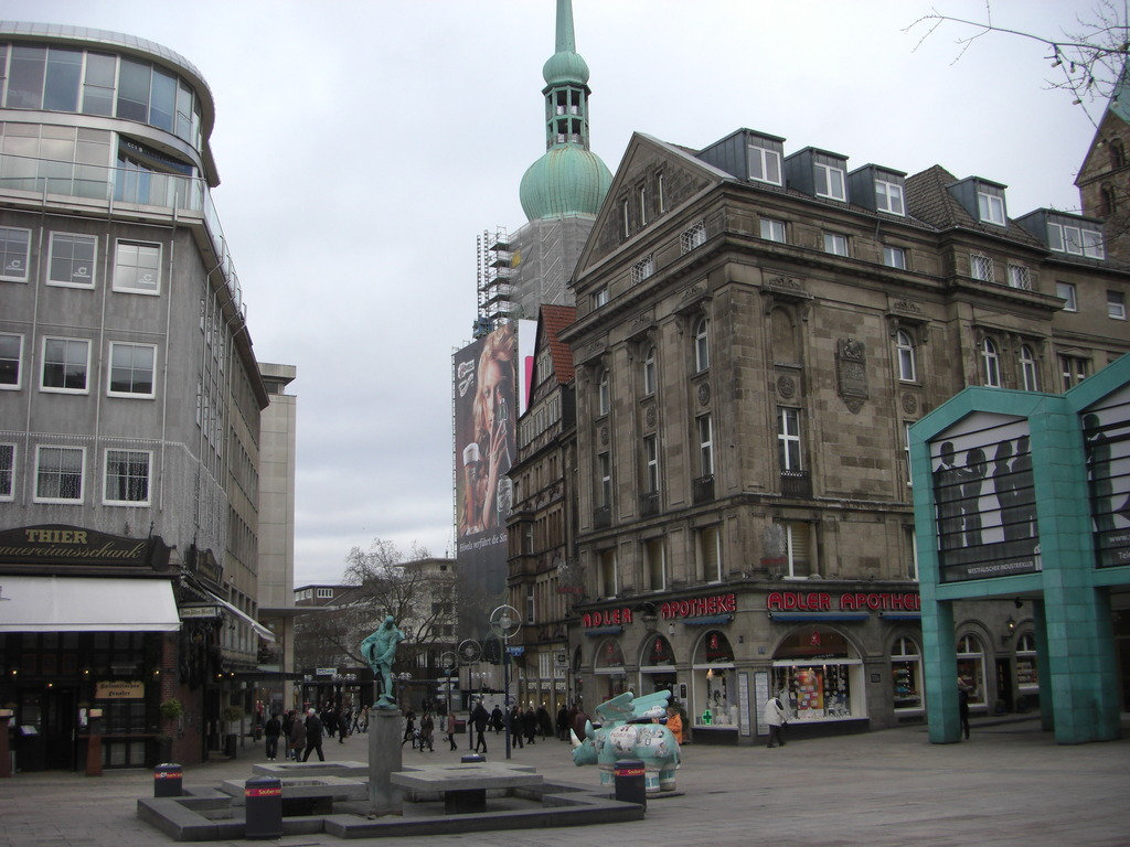 markt dortmund innenstadt