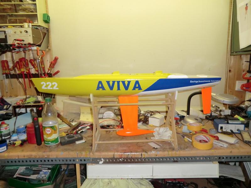 Aus Libera Ocean wird AVIVA Cimg2709pqj8a