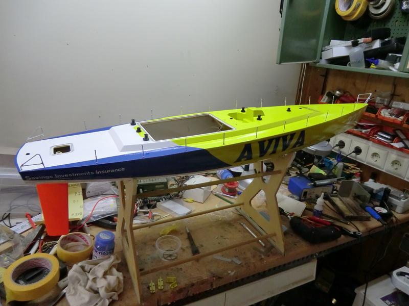 Aus Libera Ocean wird AVIVA Cimg2723f9pkw