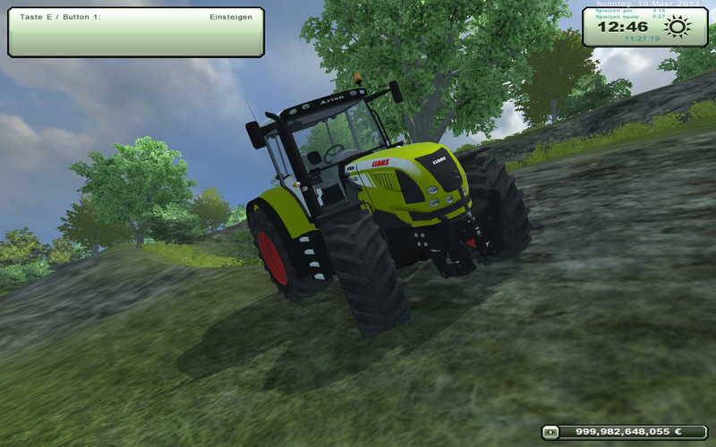 claas arion 640 213ullqs7p Claas Arion 640 v2.0