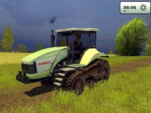 Claas Challenger 35 v 1 [SP]