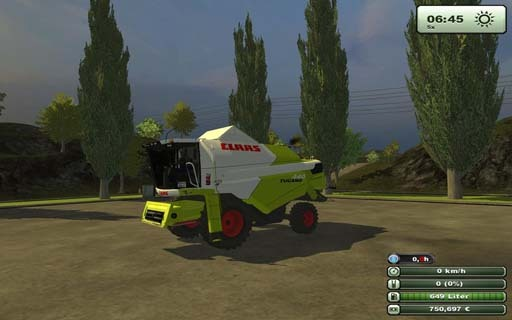 Claas Tucano 440 v 1 [MP]