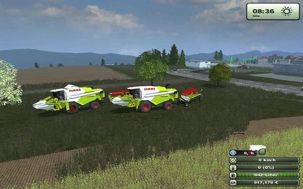 Claas Tucano Complete Package V 3 –  Farming Simulator 2013 Mod
