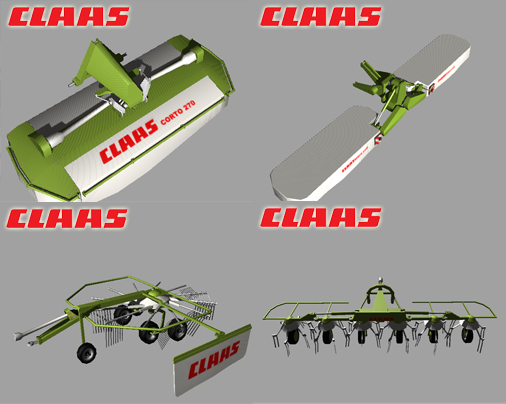 CLAAS Grass Silage Pack