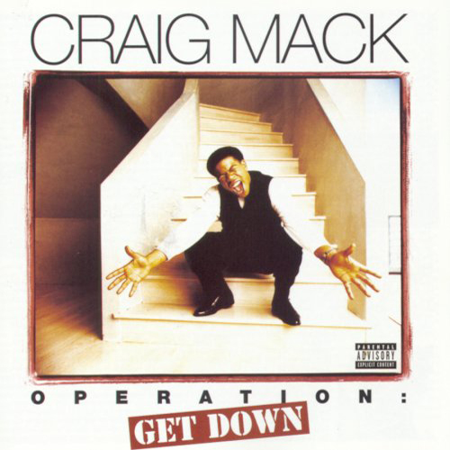 Cover: Craig Mack - Operation Get Down-1997-DeBT_iNT