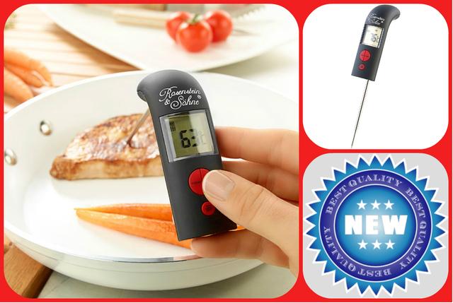Rosenstein Επώνυμο ψηφιακό θερμόμετρο κουζίνας