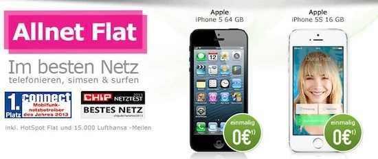 Complete Comfort M mit Iphone 5S