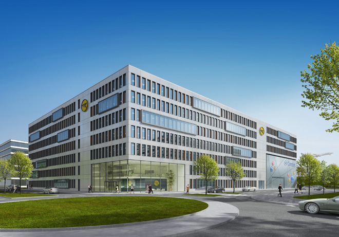 gateway gardens neues stadtviertel am flughafen in bau seite 12 deutsches architektur forum. Black Bedroom Furniture Sets. Home Design Ideas