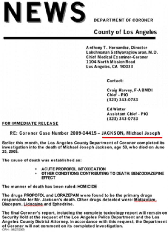 Michael JOSEPH Jackson • Michael Jackson Hoax deutsch
