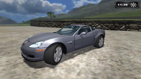коли Corvette7rde