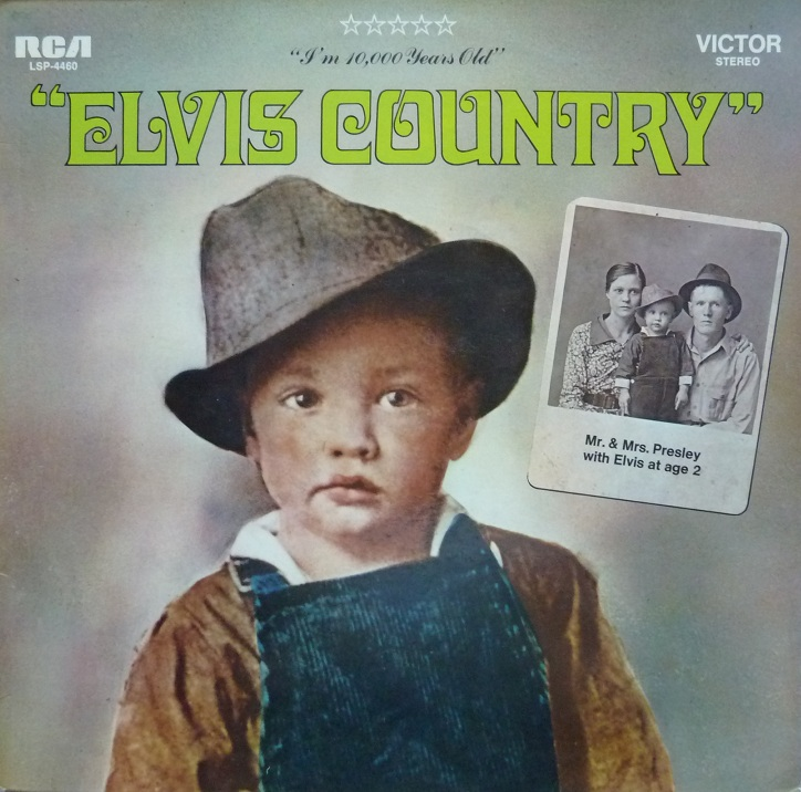 I'M 10,000 YEARS OLD - ELVIS COUNTRY Country71frontn0jc9