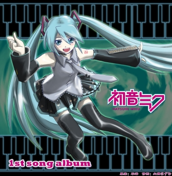 Re: Hatsune Miku Albums