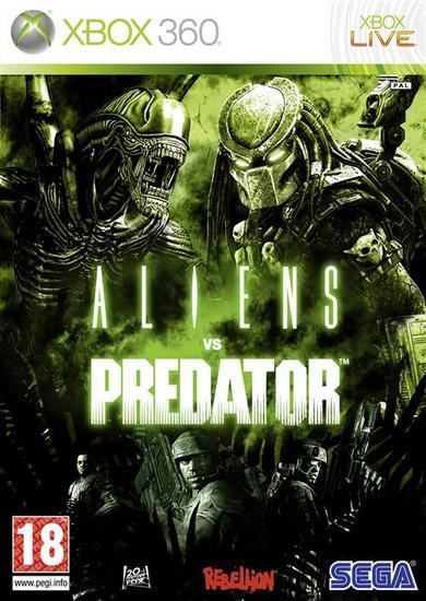 Download Aliens vs Predator Baixar Jogo Completo Full