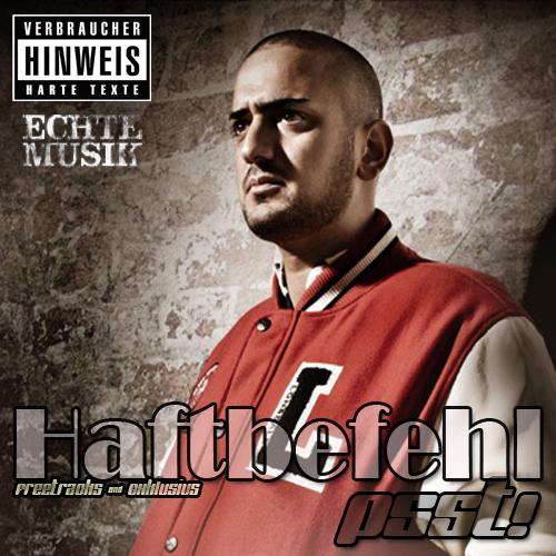 Cover: Haftbefehl - Psst! (2011)