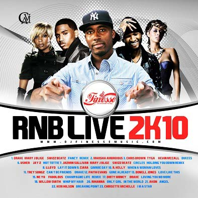 RnB Live 2010