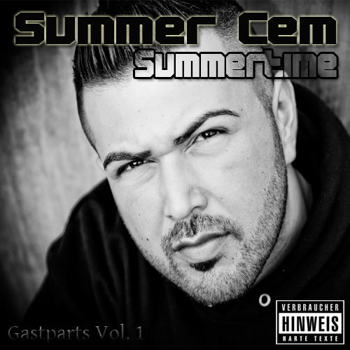 Cover: Summer Cem - Summertime - Gastparts Vol. 1 (2011)