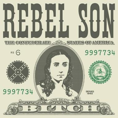 Rebel Son Redneck Piece Of White Trash