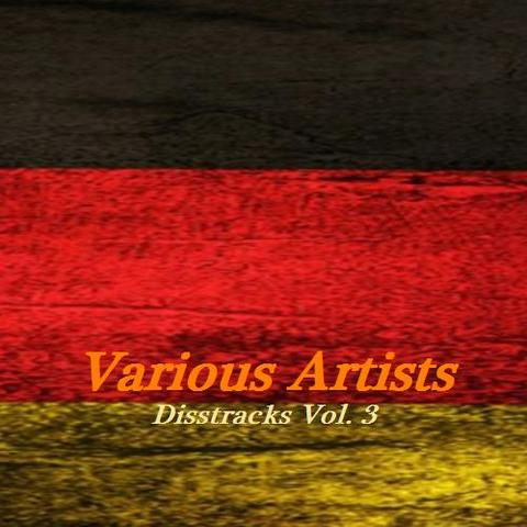 Cover: VA - Disstracks Vol. 3 (2010-2011) (DE-2012)