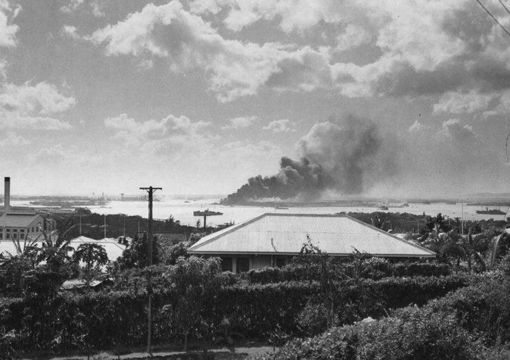 Atak na Pearl Harbor. 8