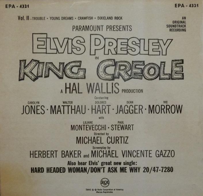 KING CREOLE Vol. 2 Creole2rckseiteeo56a