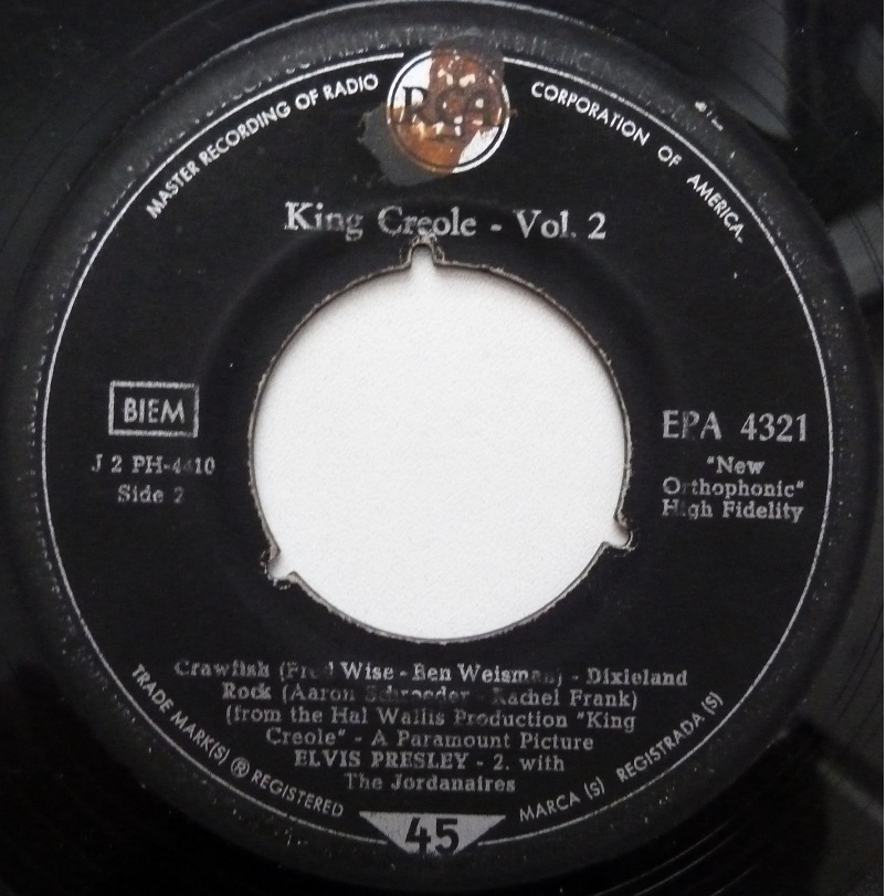 KING CREOLE Vol. 2 Creole2side22y61a