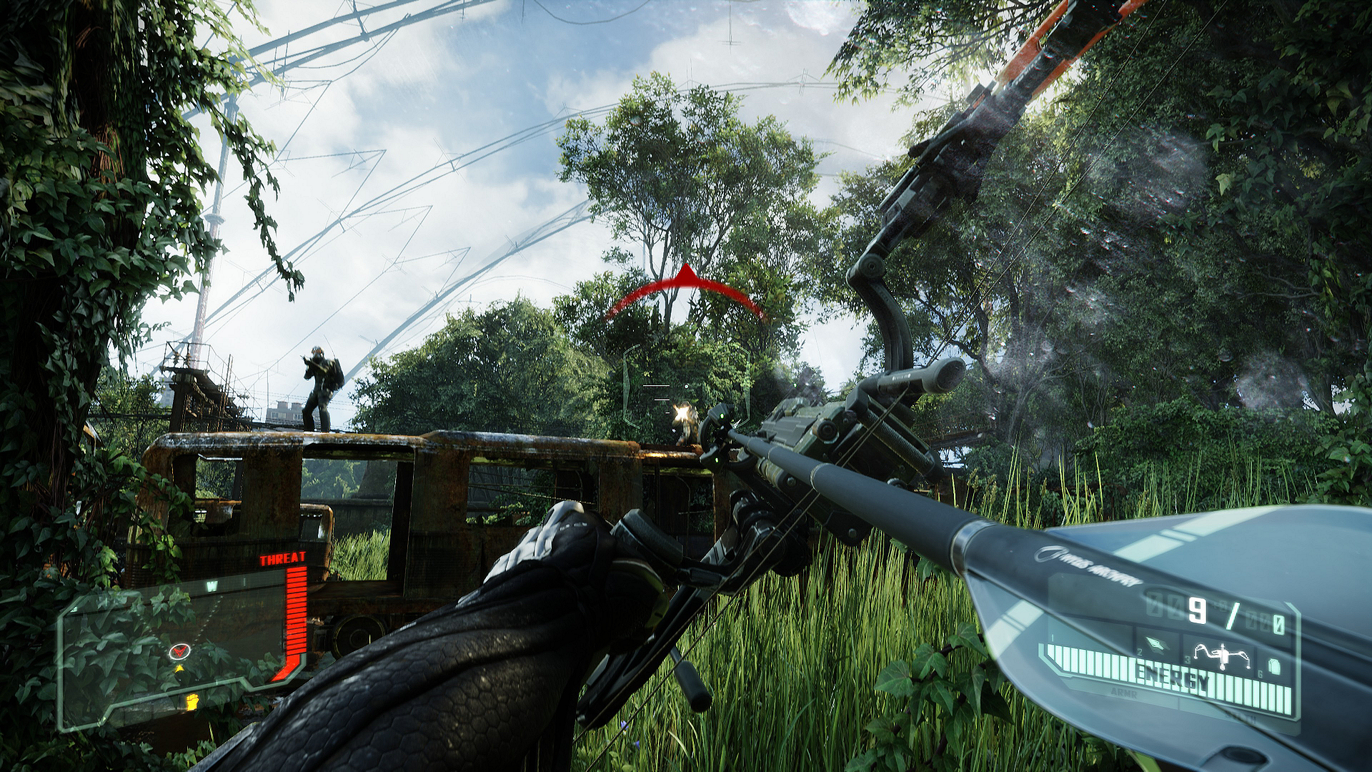 Crysis 3 graphics comparison pc maxed settings vs xbox 360 1080p - Http Www Abload De Img Cr
