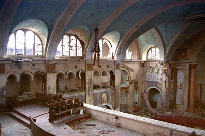 Opuszczone Detroit 38