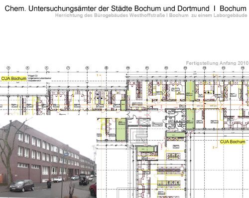 Bochum mitte rund ums stadtparkviertel seite 2 deutsches architektur forum - Dreibund architekten ...