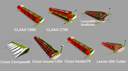 CLAAS CutterPack
