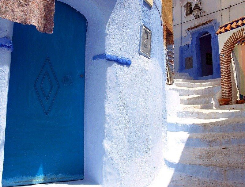 Shefshauen - niebieskie miasto 17