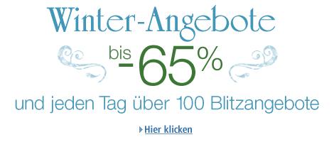 amazon: Winter Angebote mit 65% Rabatt vom 26.12.-30.12.! - wie Cyber Monday - Tag 5 - Angebotsübersicht