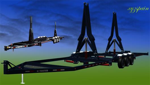 Trailtech DR21000 - Farming Simulator 2013 – Mods – Descargas