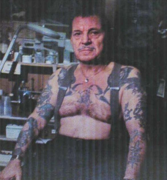 Starość z tatuażem 14