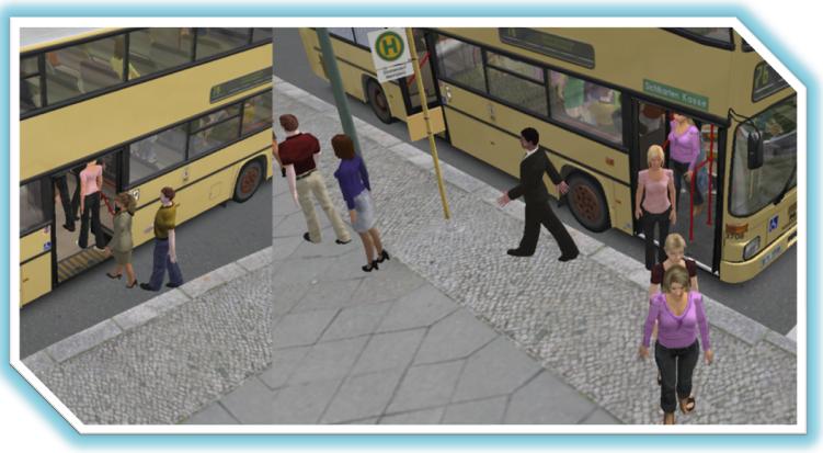 ModPack Vol. 1 Thema: D92 Fahrgastmdifikator + Türmodifikator [ UPDATE for all buses!! ] D92h7bp