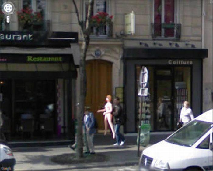 Najzabawniejsze zdjęcia z Google Street View 51