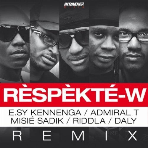 Cover: Daly - Respektew (Remix)-(WEB)-FR-2011-FRP
