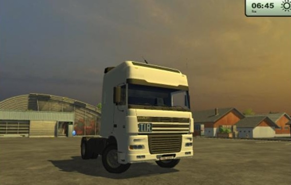 DAF XF –  Farming Simulator 2013 Mod