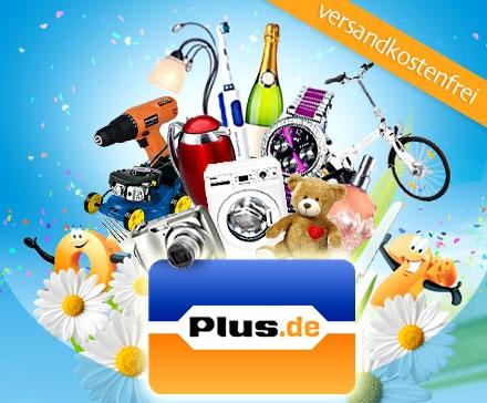DailyDeal: 40€ plus.de Gutschein für nur 19,50€ - MBW: 50€