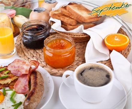 DailyDeal Hamburg: Großes Schlemmer Frühstück für 2 Personen im September für 10,71€!