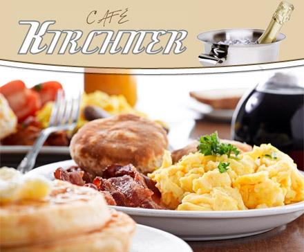 DailyDeal Hamburg: Sonntagsbrunch für 2 Personen im Cafe Kirchner ab 11,40€