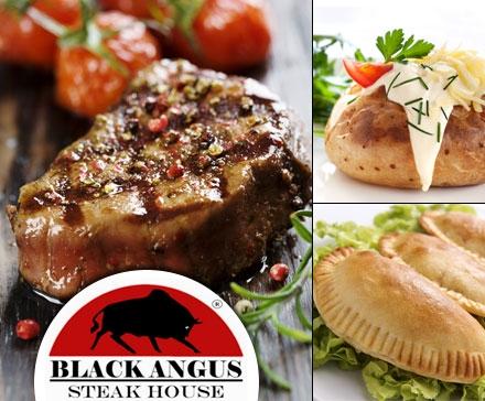 DailyDeal: 3-Gänge-Steak-Menü für 2 Personen im Black Angus Steak-House in Hamburg Eppendorf für nur 39€!