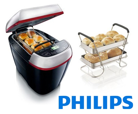 DailyDeal: Brotbackautomat Philips HD 9040 für nur 69,99€ inkl ... | {Brotbackautomaten 5}