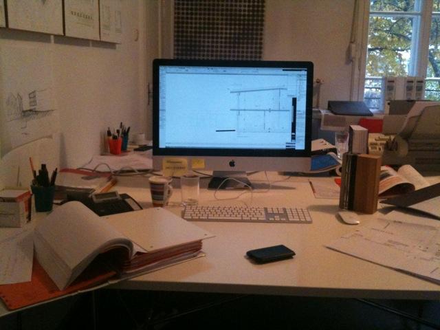 Der Arbeitsplatz Zu Hause ~ Interieur- und Wohndesign-Ideen