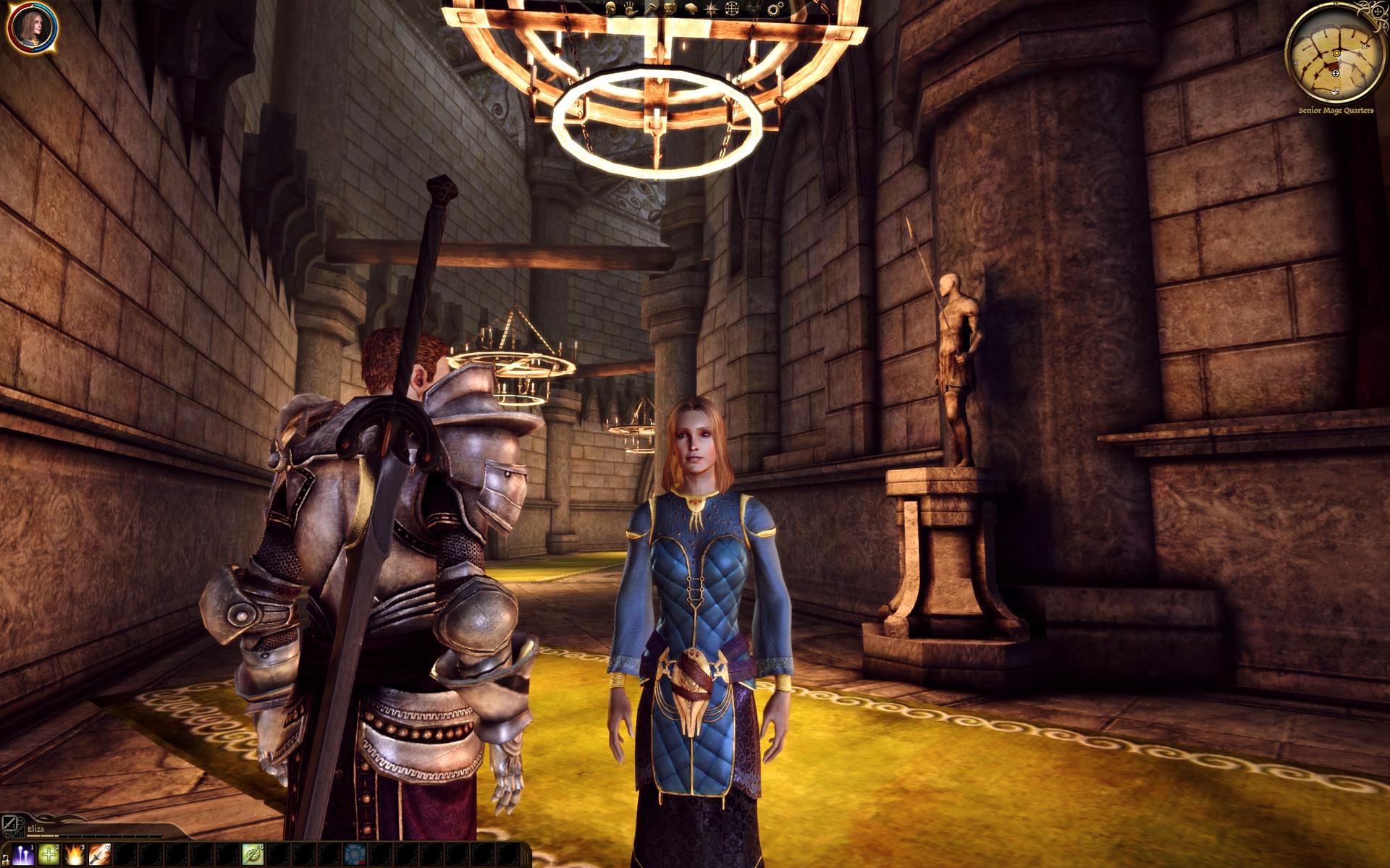 Праздничные подарки в dragon age origins 114