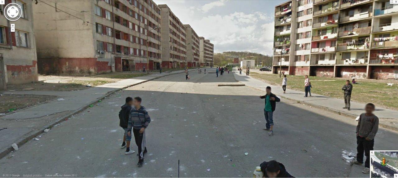 Nietypowe sceny z Google Street View #2 9
