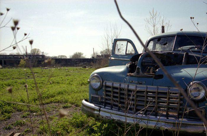 Opuszczone Detroit 1
