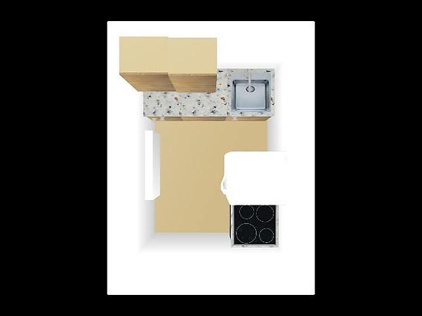 kleine k che wie optimal nutzen seite 2. Black Bedroom Furniture Sets. Home Design Ideas